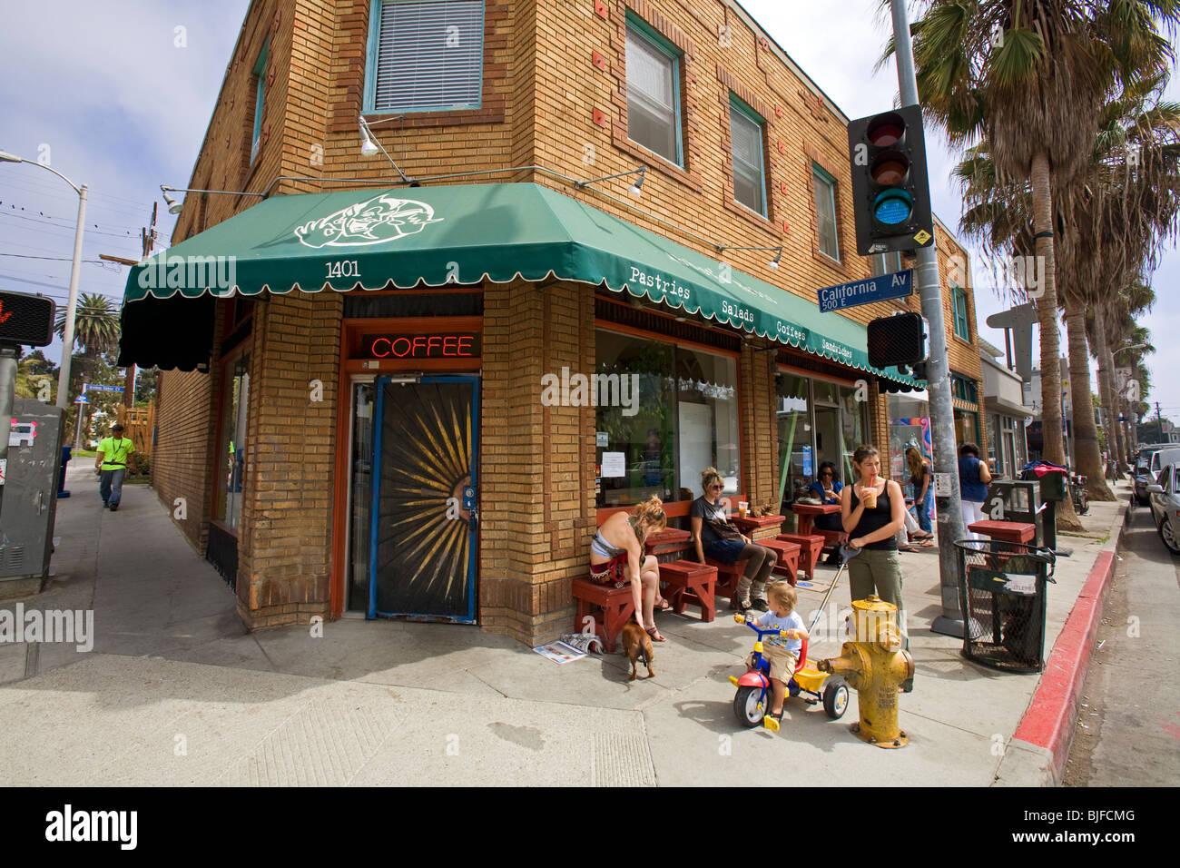 Venice Beach Restaurants Abbot Kinney