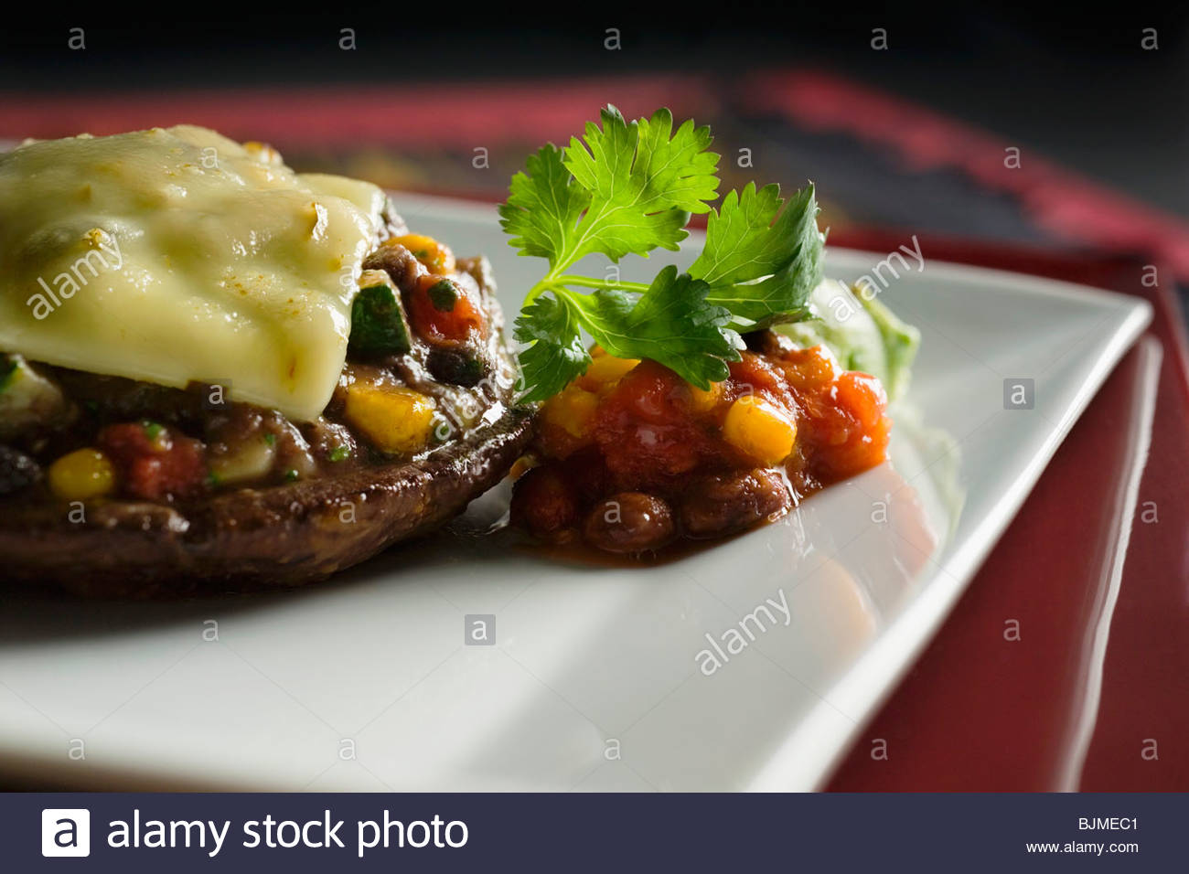 Southwestern Stuffed Portobello Mushrooms Recipes — Dishmaps