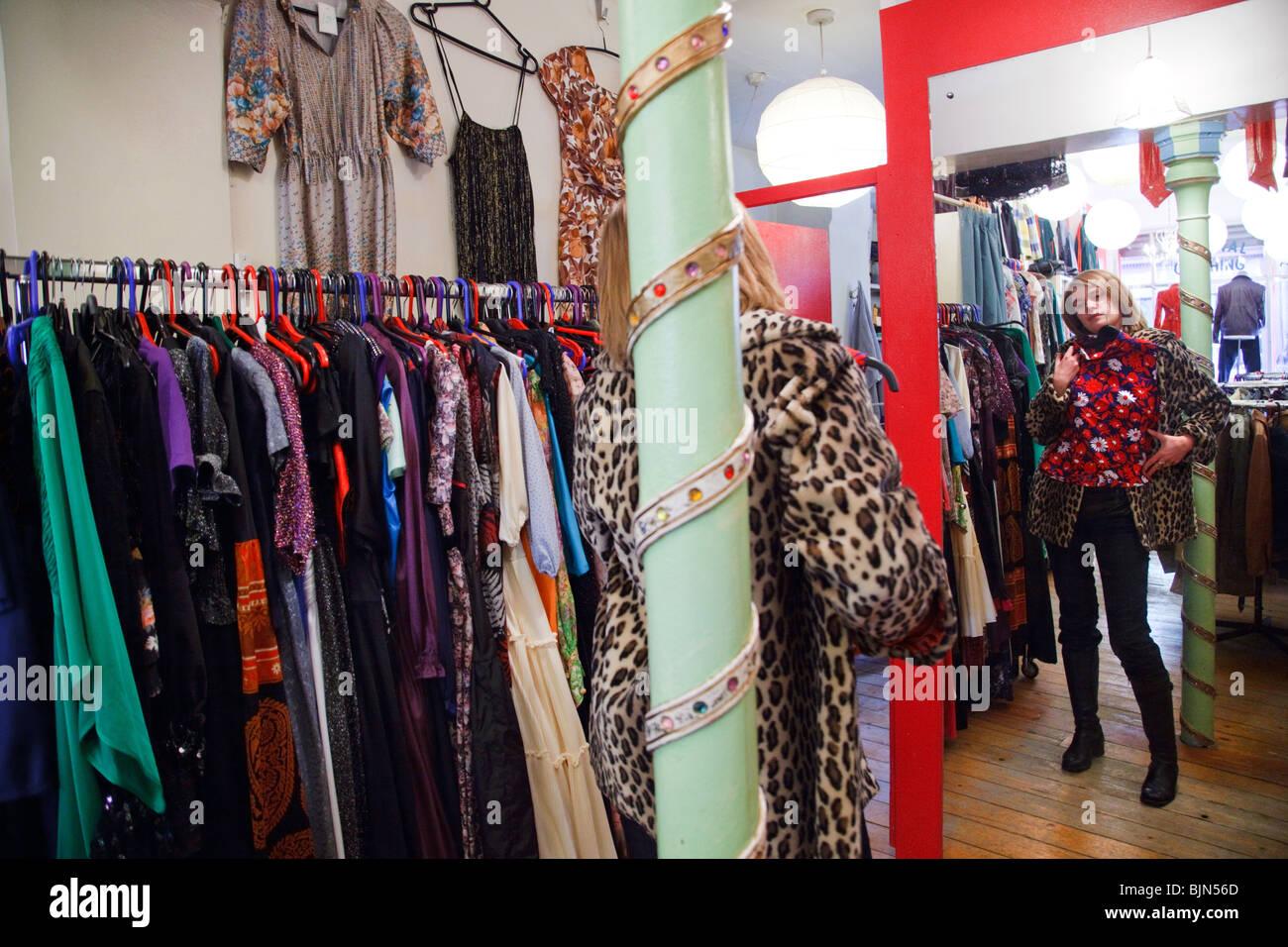 Online clothing stores. Vintage clothing stores online men