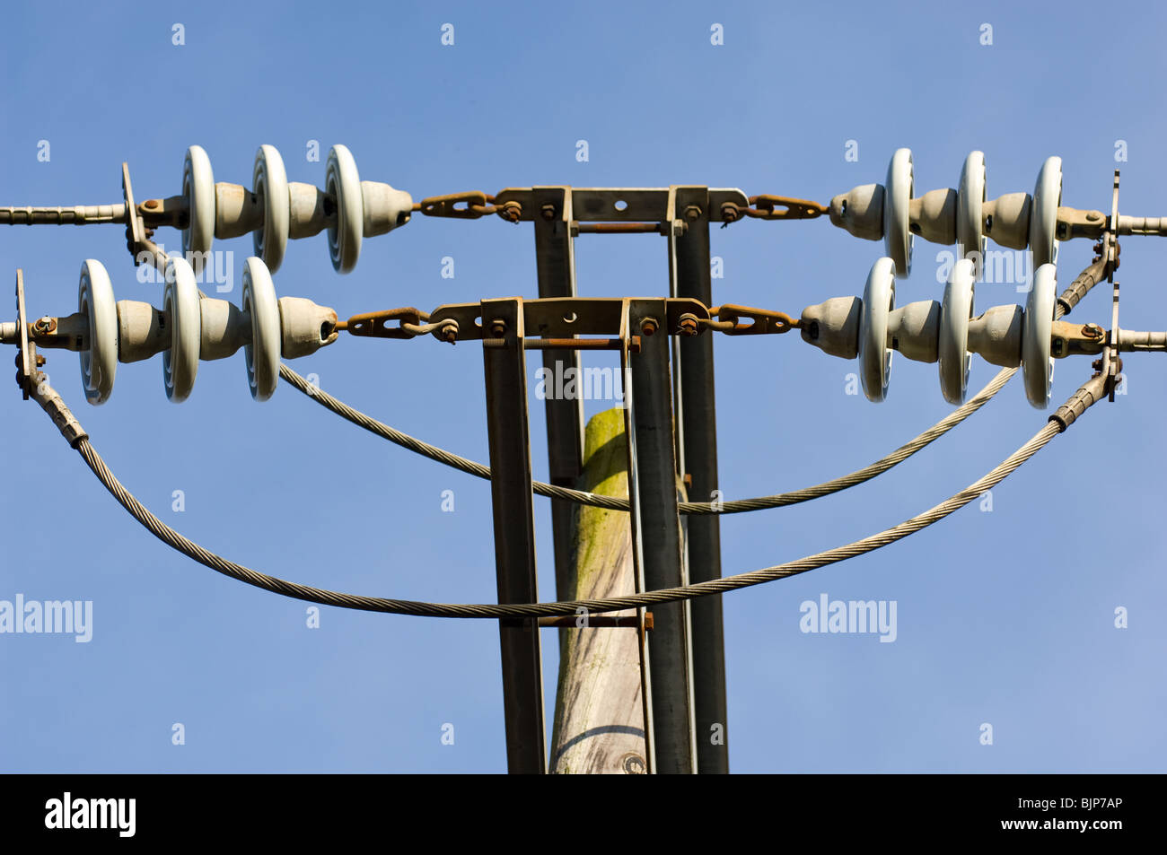 High Voltage Cable Connection Insulator : High voltage kv ceramic insulators used to support and