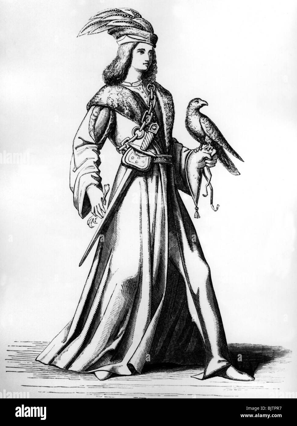 Midevil Times Fashion For Falconers Pictures 90