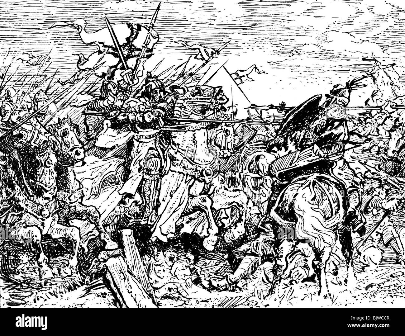 Events, Polishlithuanian War Of The Teutonic Order 1409  1410, Battle Of