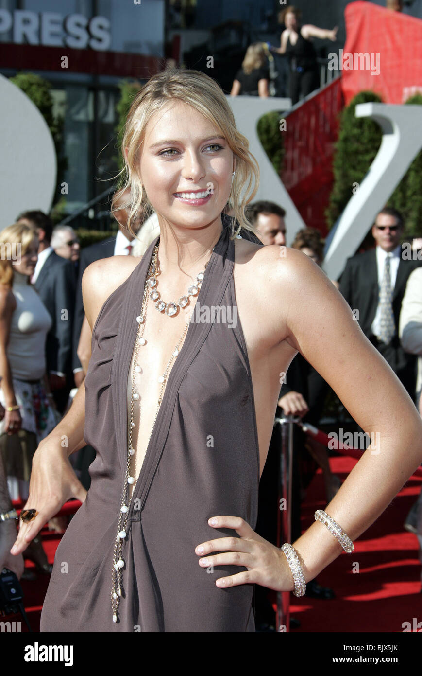 MARIA SHARAPOVA 13TH ESPY AWARDS KODAK THEATRE HOLLYWOOD LOS