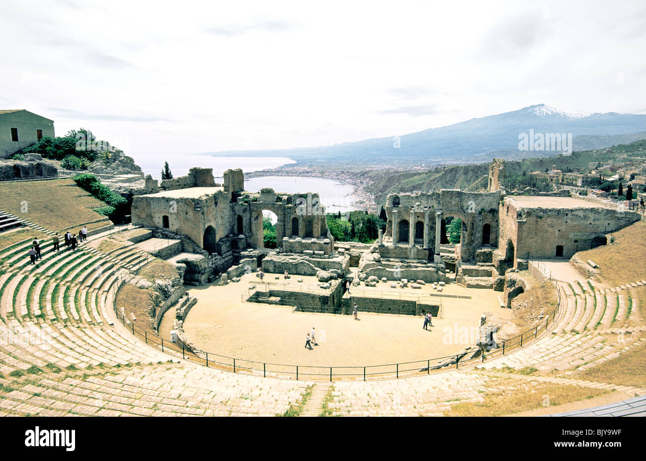 Ancient Greek Theatre Stock Photos & Ancient Greek Theatre Stock ...