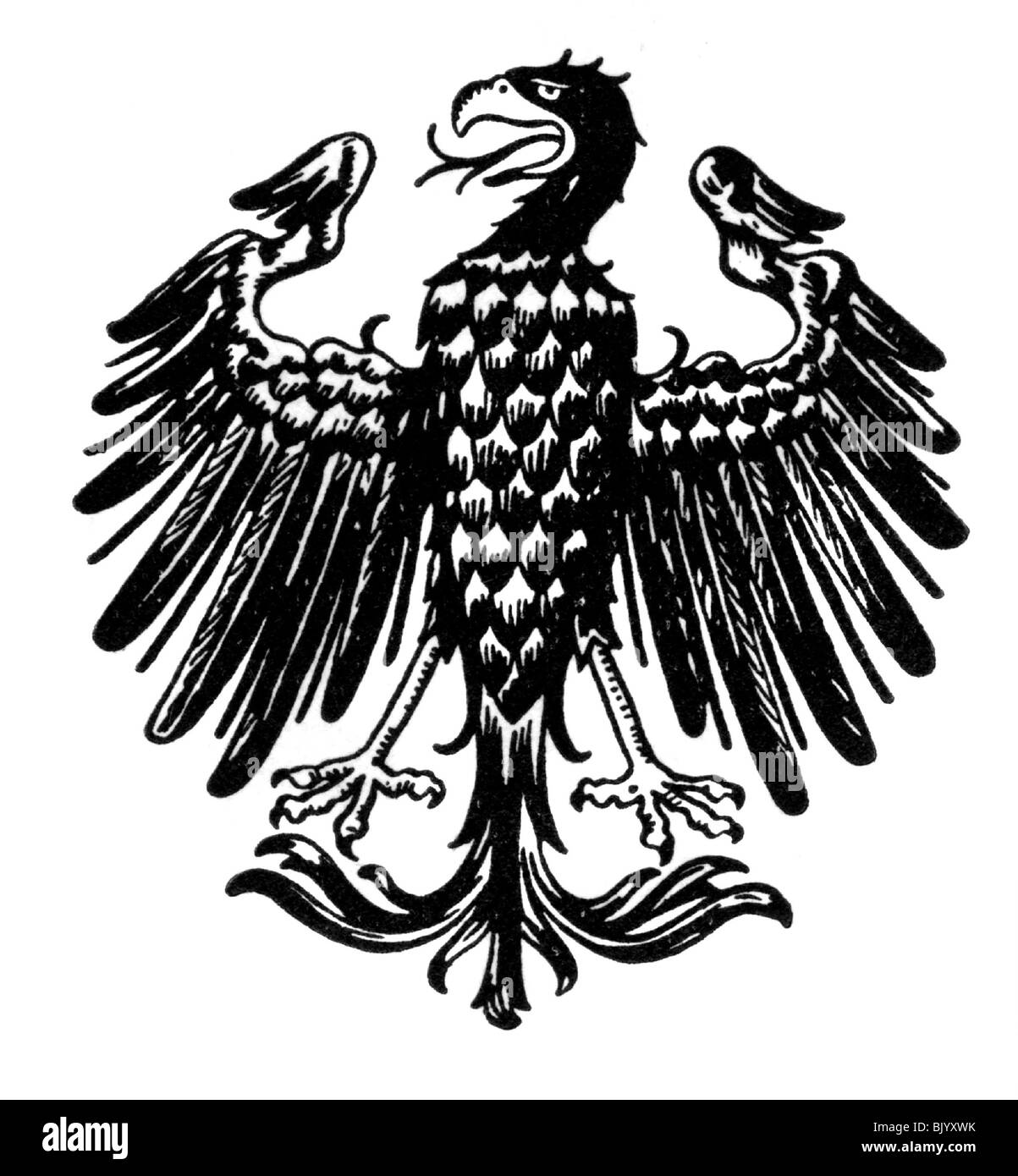 heralrdy, emblems, Holy Roman Empire of the German Empire ...