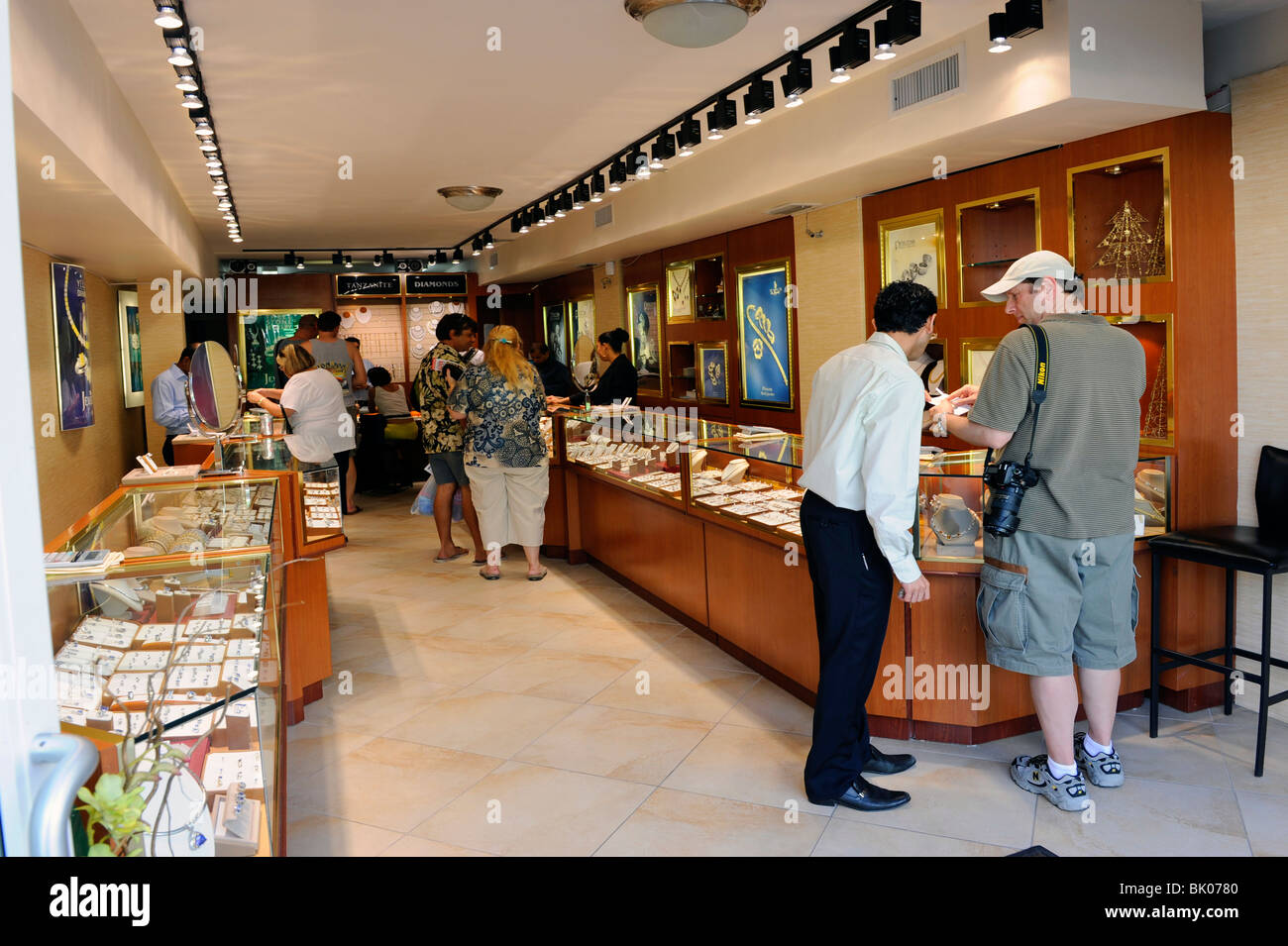 jewelry shop in grand cayman islands caribbean georgetown
