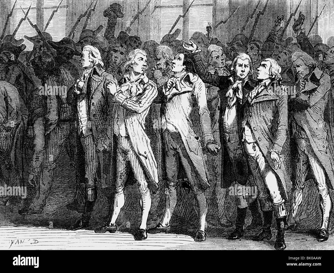 a history of the french revolution of 1789 1799 History of the french revolution from 1789-1814 /  x history |y revolution, 1789-1799 651: 0  a concise history of the french revolution / by:.