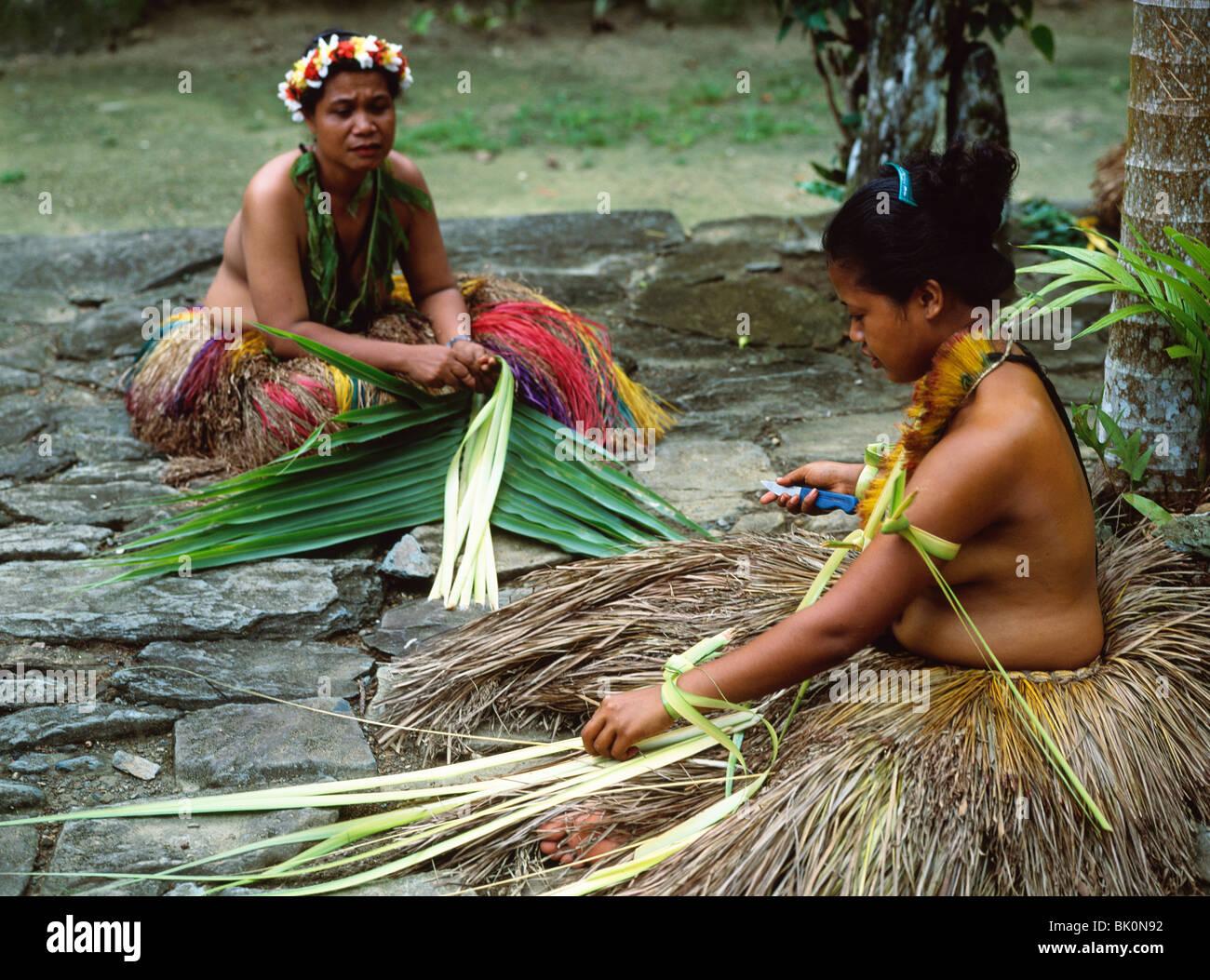 micronesia women