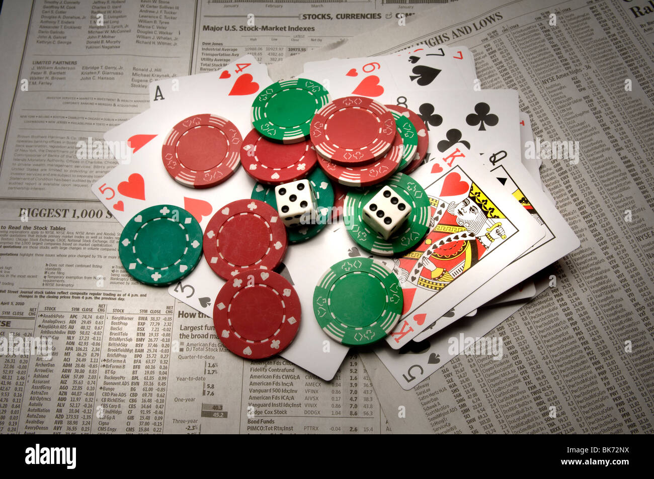Gambling stock market stock photo royalty free image 29044678 alamy gambling stock market biocorpaavc Image collections