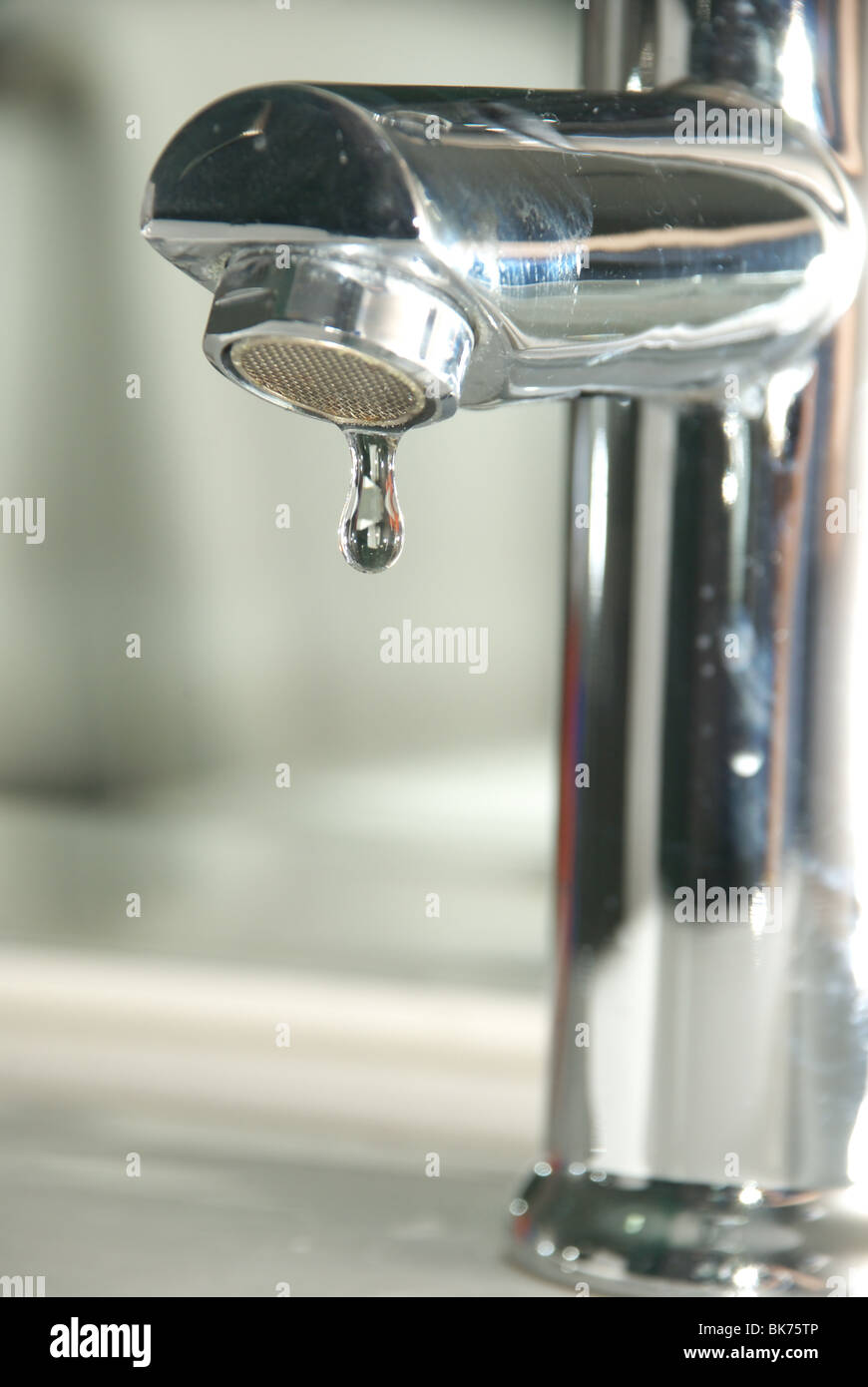 leaking faucet Stock Photo, Royalty Free Image: 29047110 - Alamy