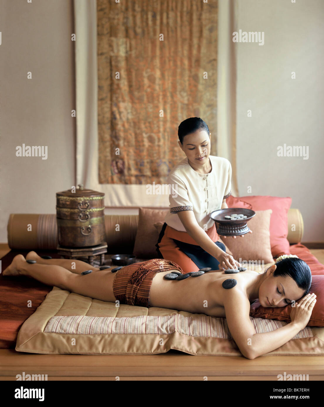 Mature massage south east