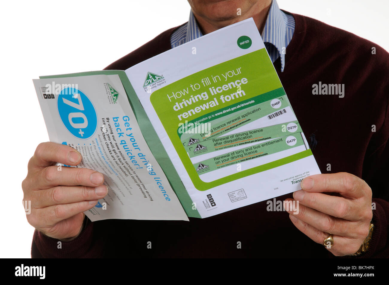 Do i have to replace my paper driving licence