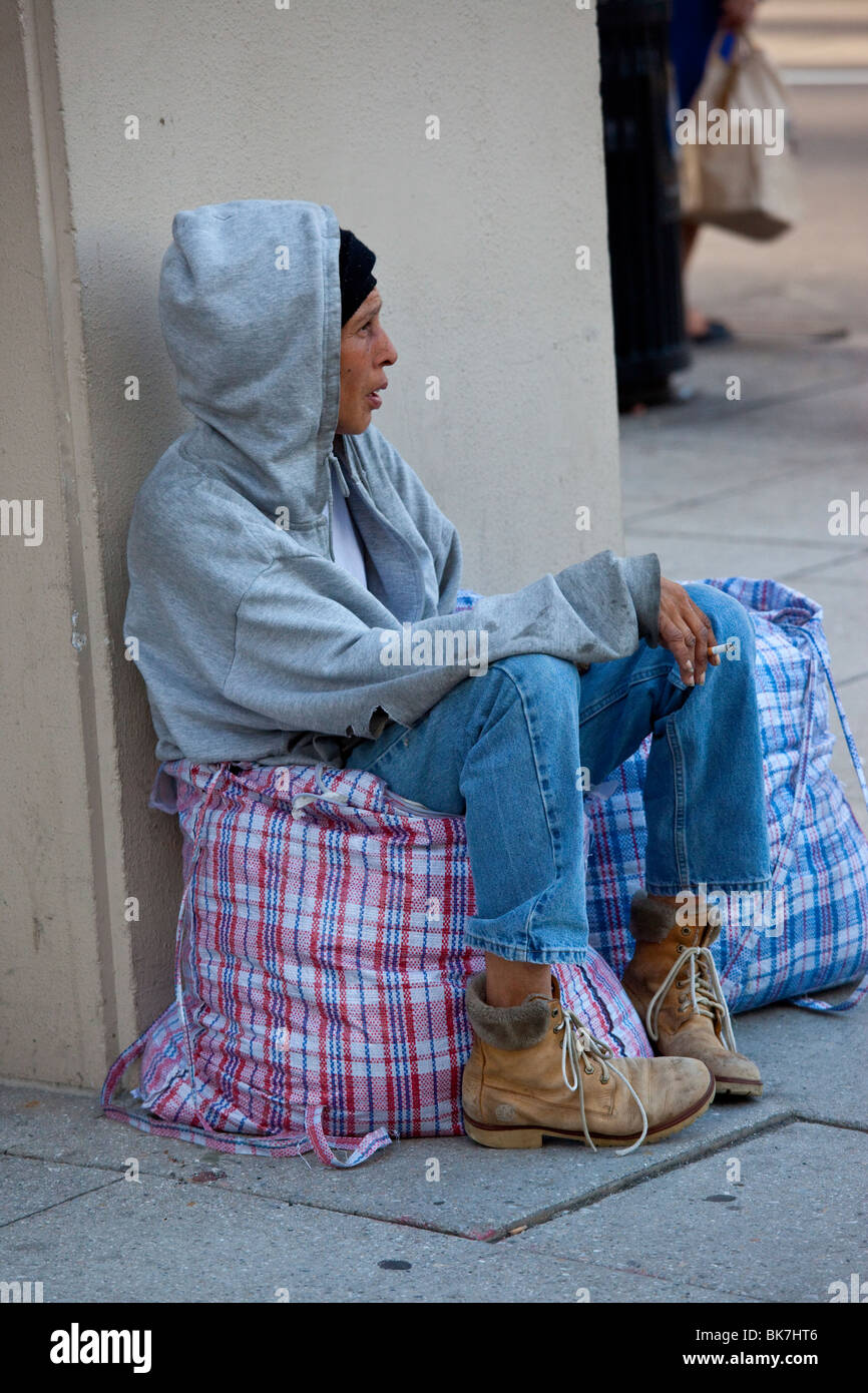 Why Homelessness Is Rising in D.C. But Declining Elsewhere