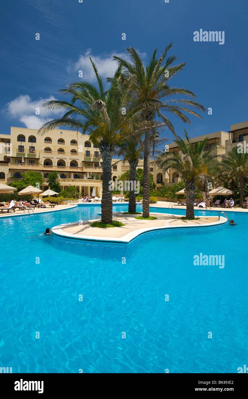 Kempinski hotel in san lawrenz on the island of gozo malta europe