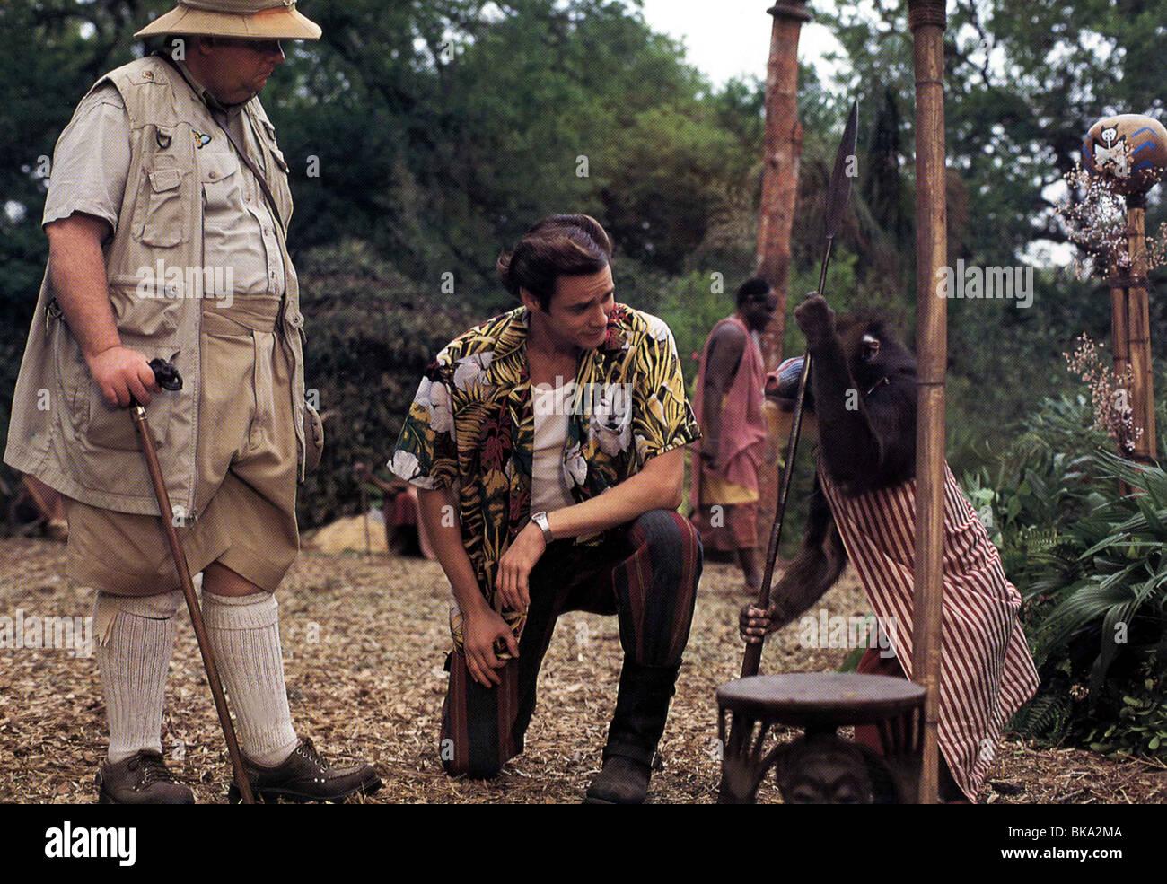 Subtitles for Ace Ventura: When Nature Calls