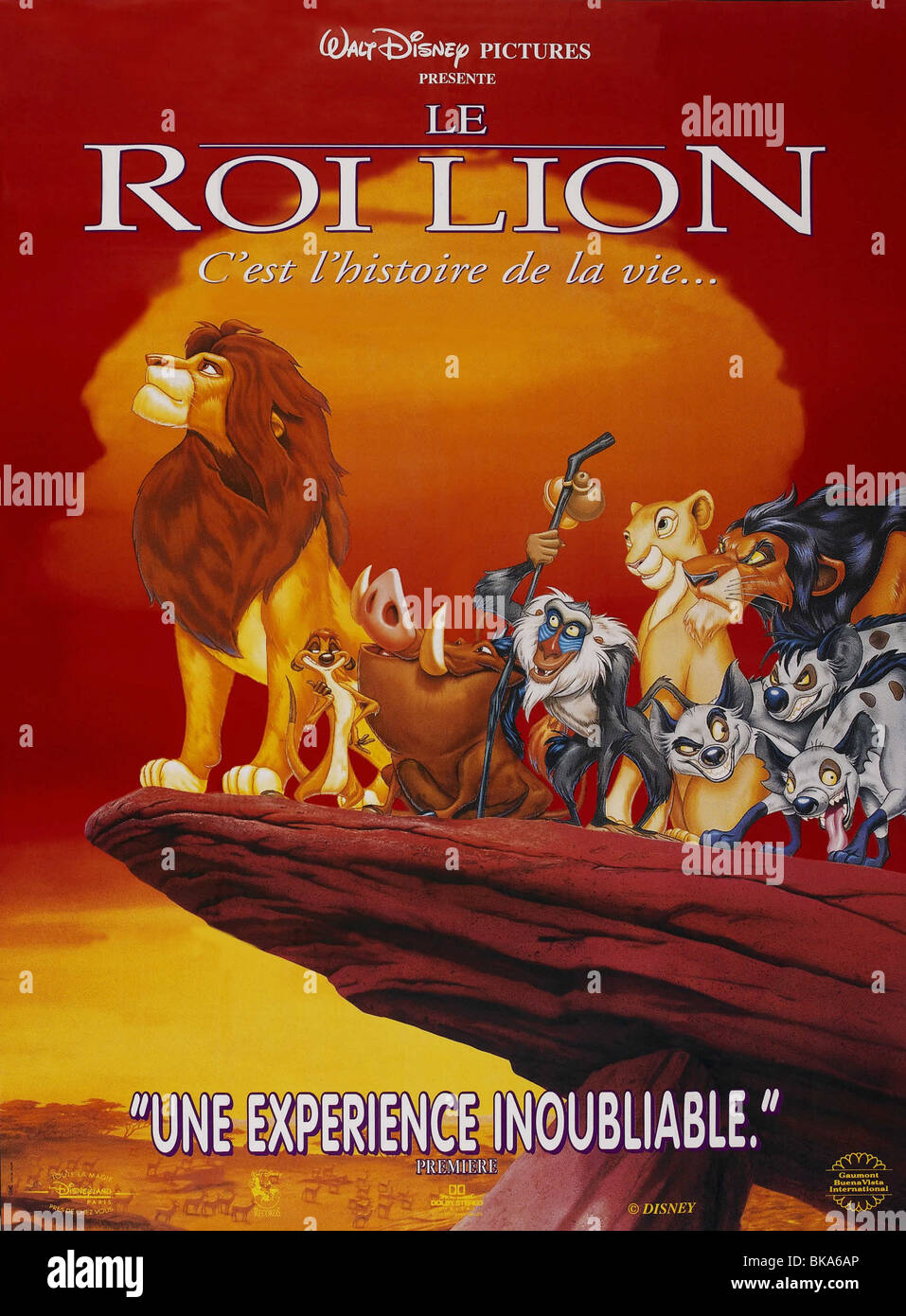 the lion king year 1994 director roger allers rob