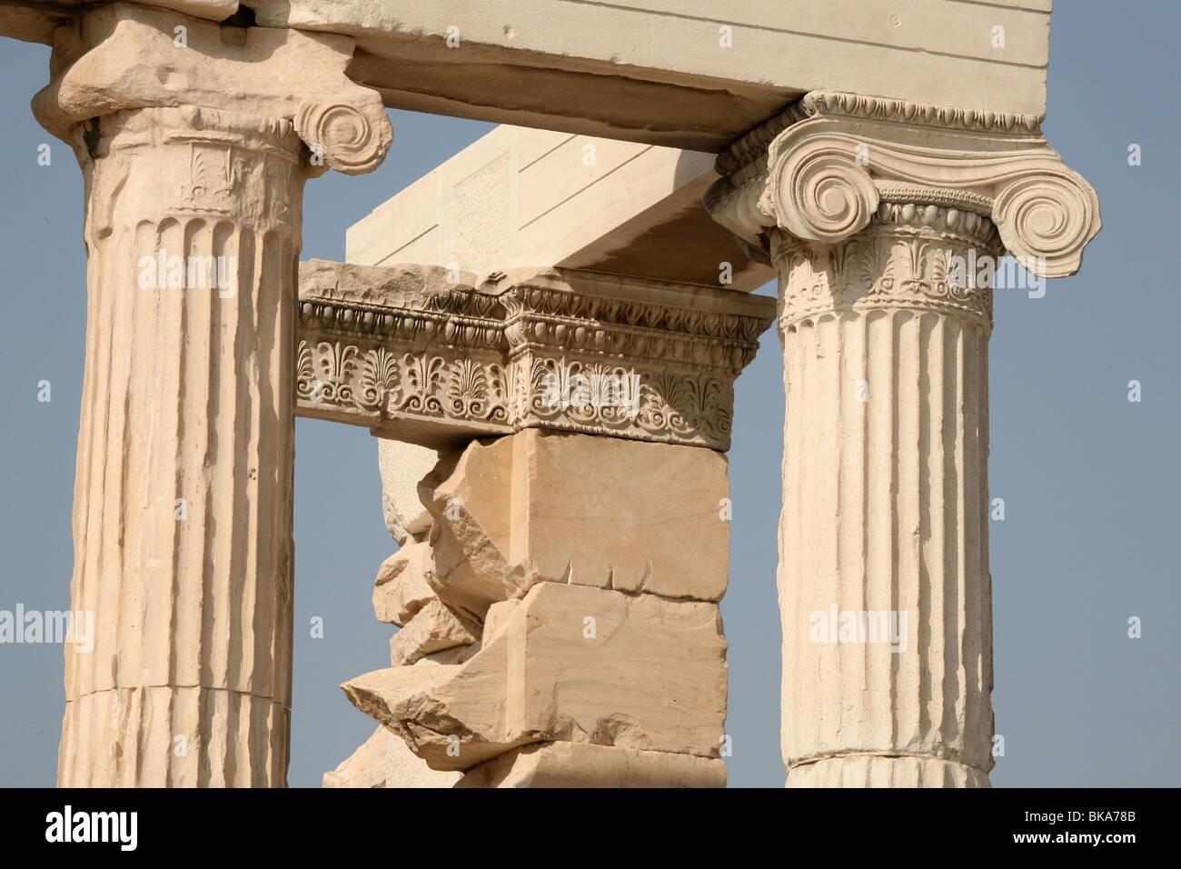 Column  architecture  Britannicacom