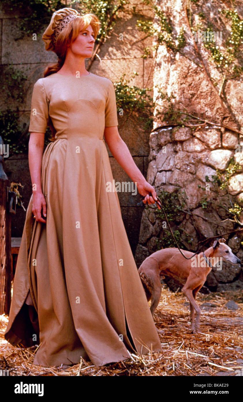 camelot 1967 vanessa redgrave stock photo royalty free