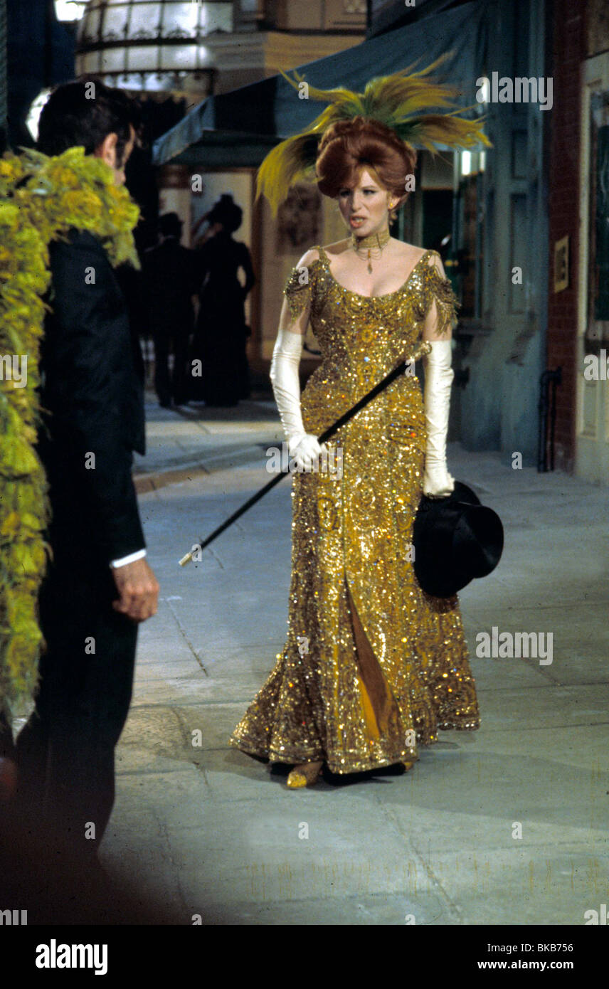 HELLO DOLLY! (1969) BARBRA STREISAND HDLY 039 Stock Photo, Royalty ...