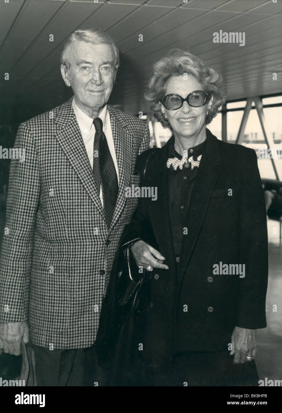 James Stewart Actor And Wife