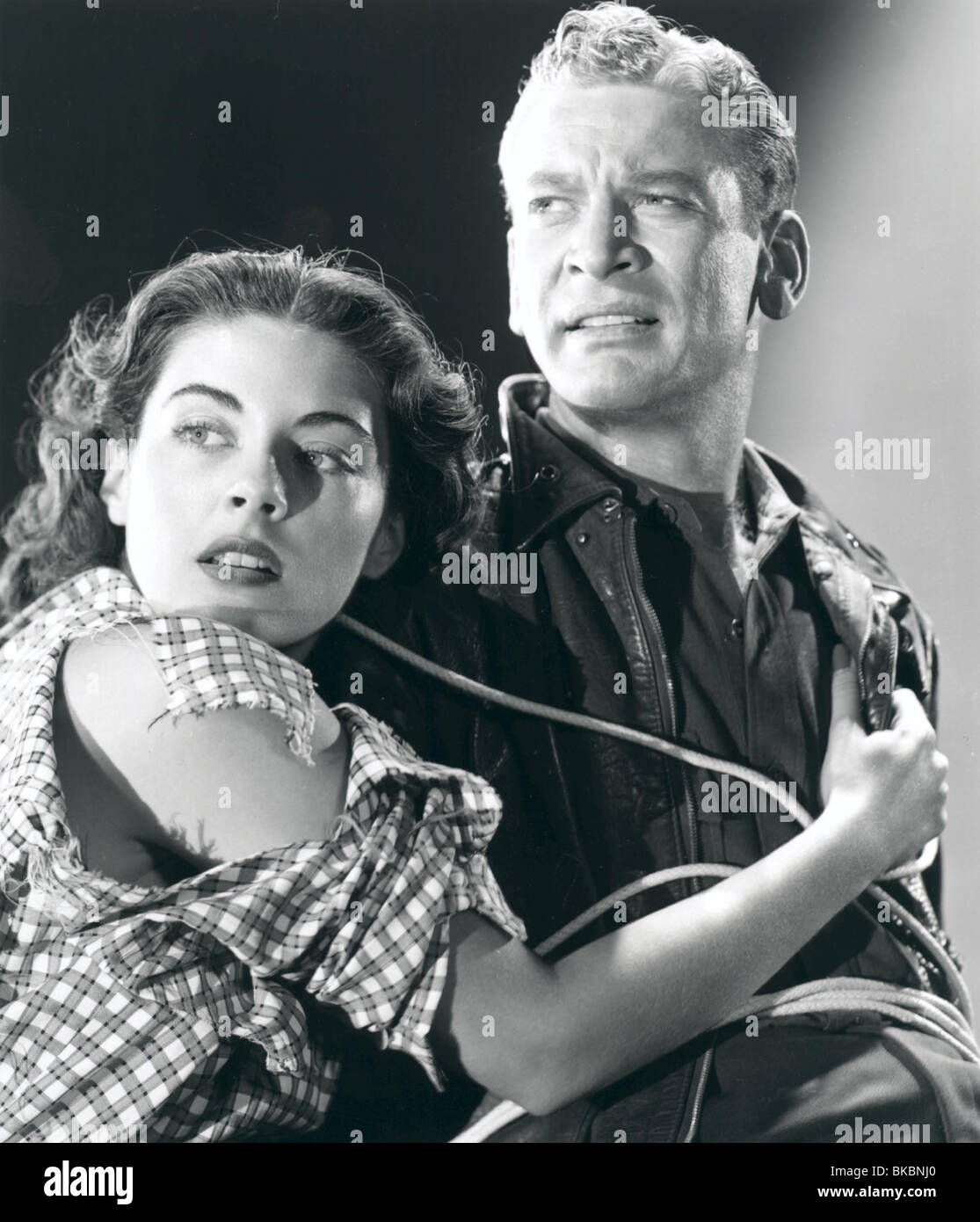 kenneth tobey faith domergue