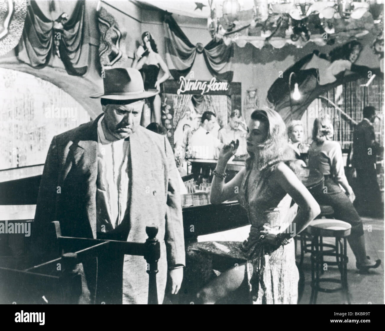 TOUCH OF EVIL (1958) ORSON WELLES, ZSA ZSA GABOR TOFE 006P ...