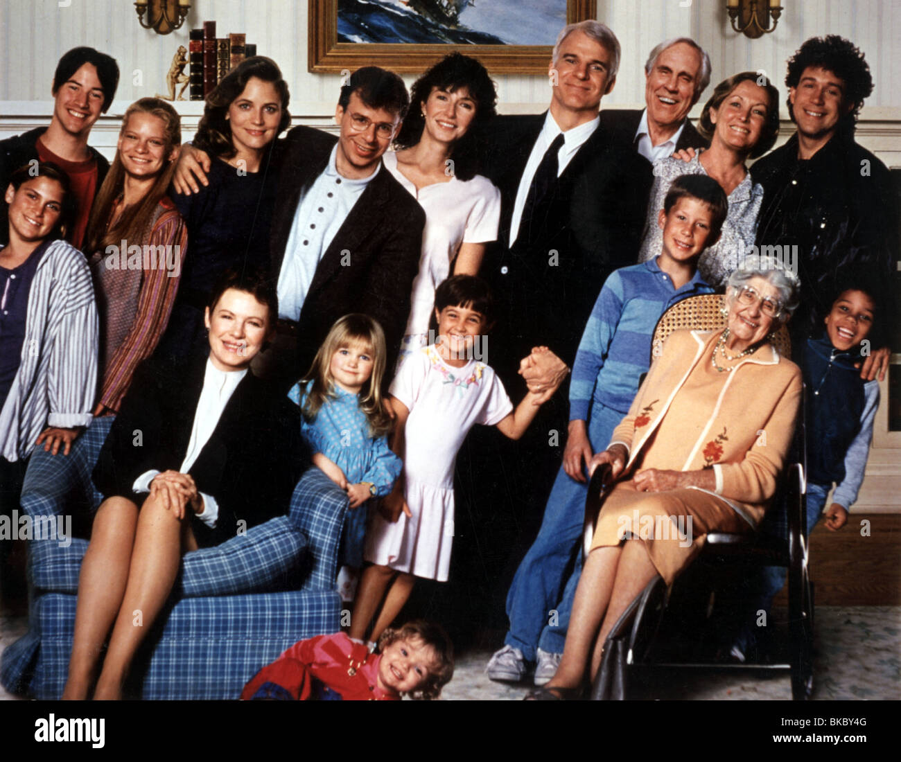 PARENTHOOD (1989) JOAQUIN PHOENIX (LEAF PHOENIX), KEANU ...