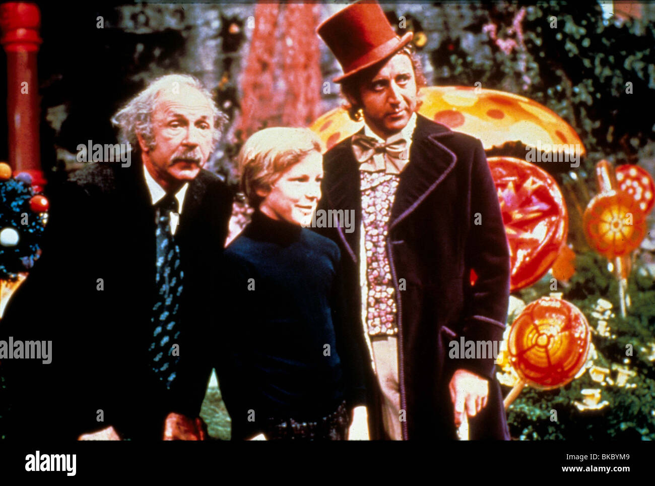 Willy Wonka And The Chocolate Factory Stock Photos & Willy Wonka ...
