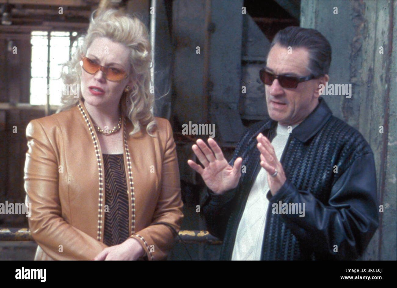 Cathy Moriarty analyze that