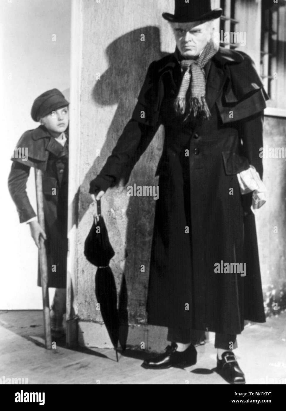 A CHRISTMAS CAROL (1938) TERRY KILBURN, REGINALD OWEN CHCR 012 ...