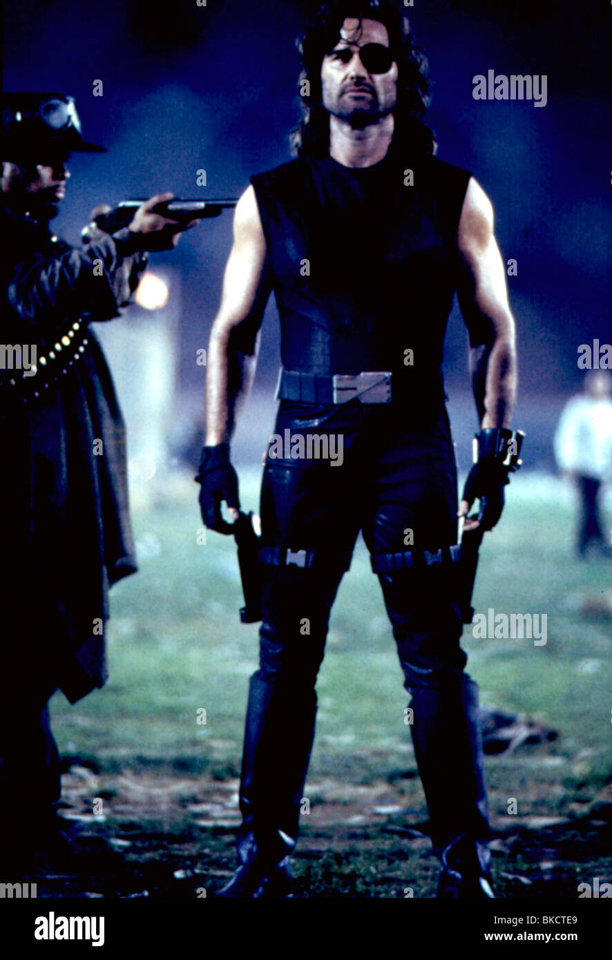 ESCAPE FROM L.A. (1996) KURT RUSSELL EFLA 083 Stock Photo, Royalty ...