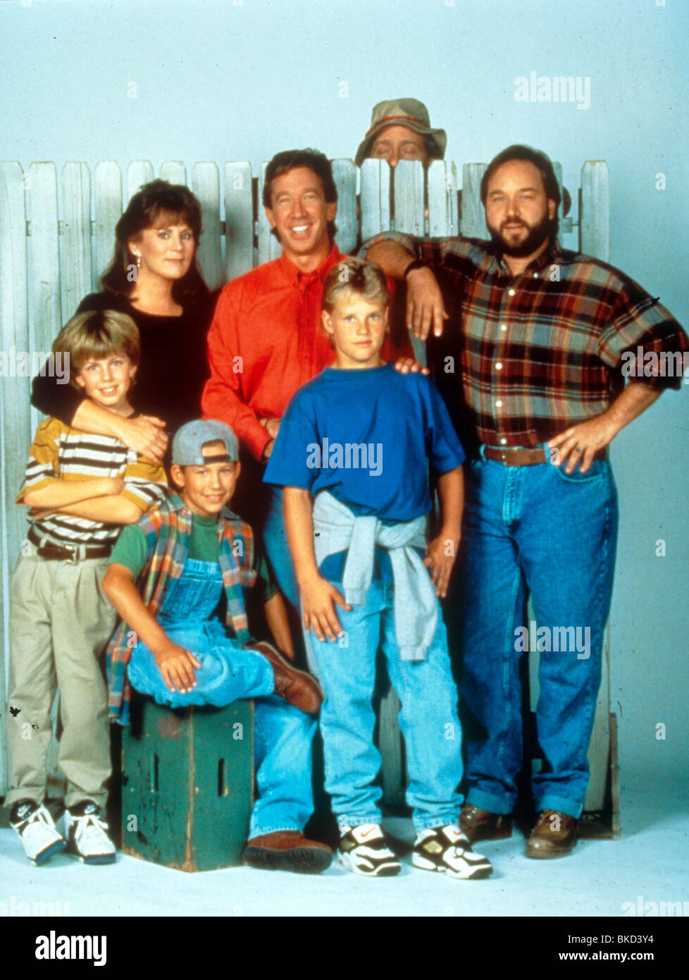 home-improvement-tv-patricia-richardson-tim-allen-earl-hindman-richard-BKD3Y4.jpg