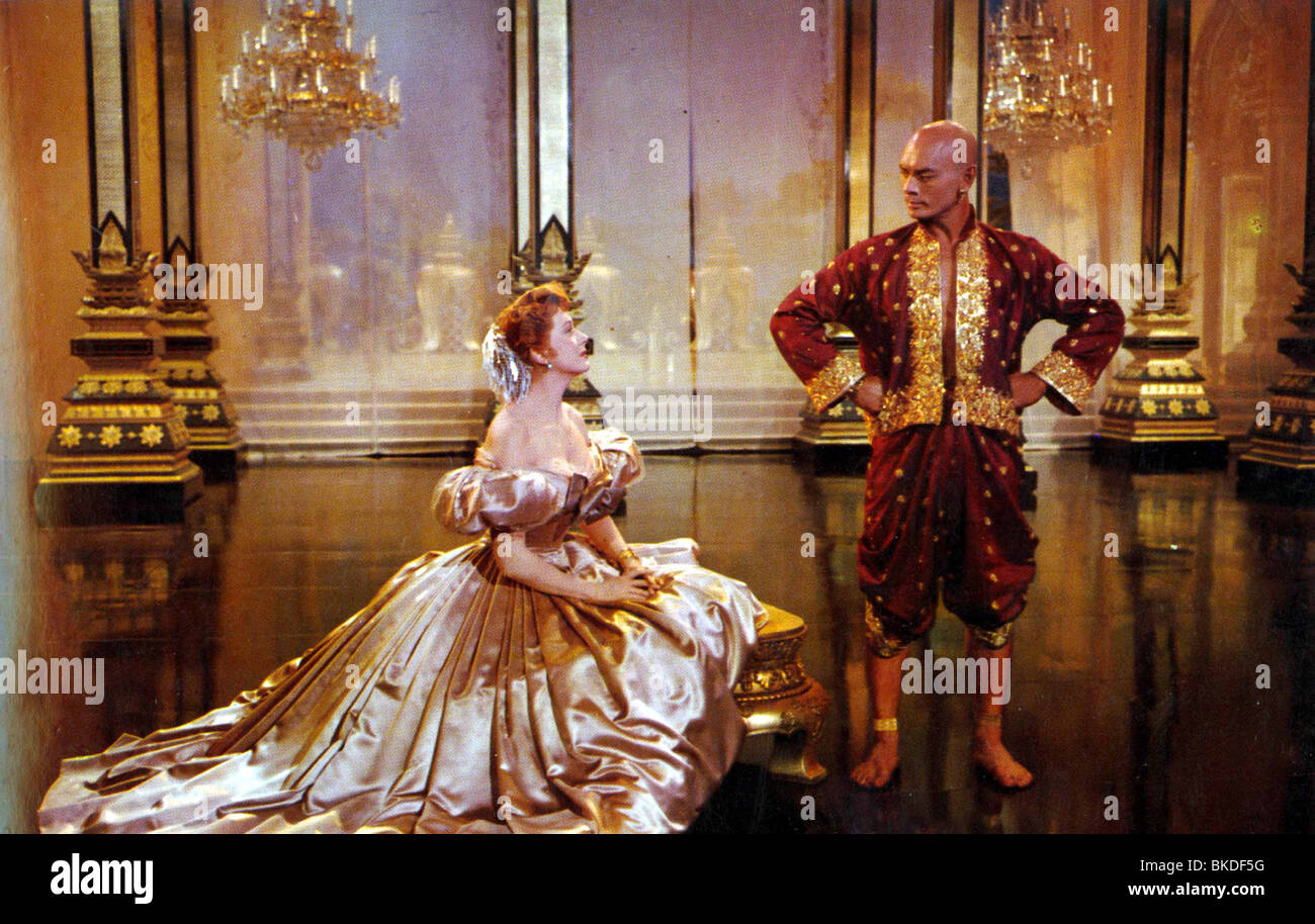 King and i movie