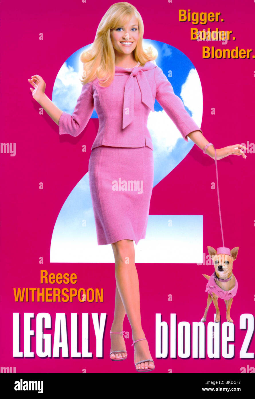 Legally Blonde Poster 74