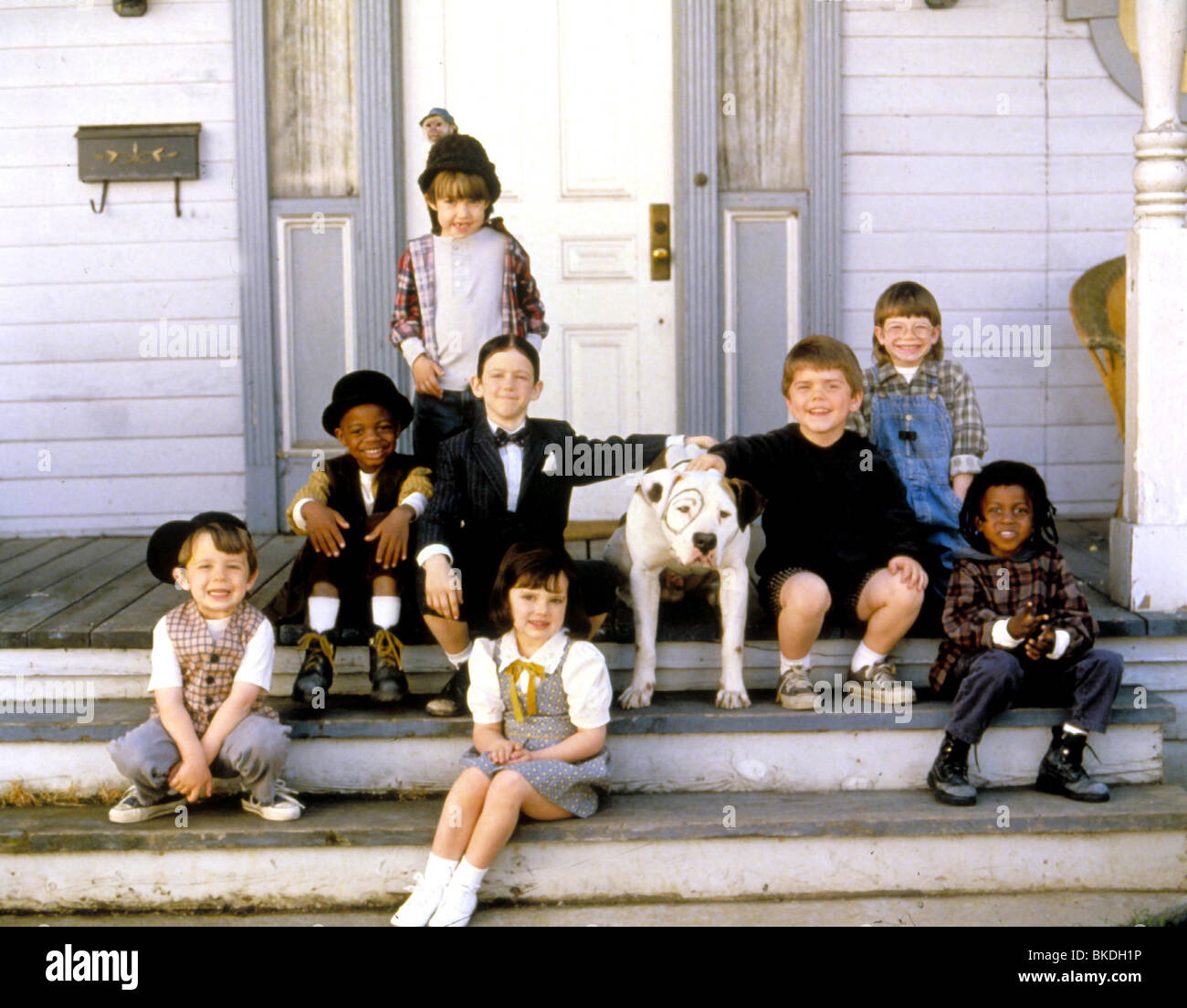 the little rascals 1994 zachary mabry kevin jamal woods
