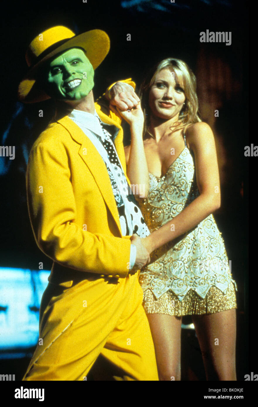 The mask 1994 jim carrey cameron diaz mask 099 stock for The mask photos gallery