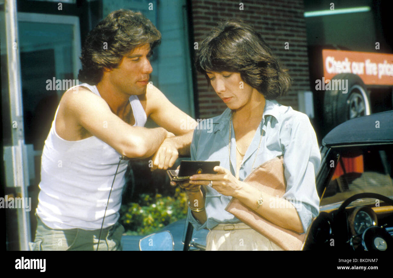 john travolta and lily tomlin relationship questions