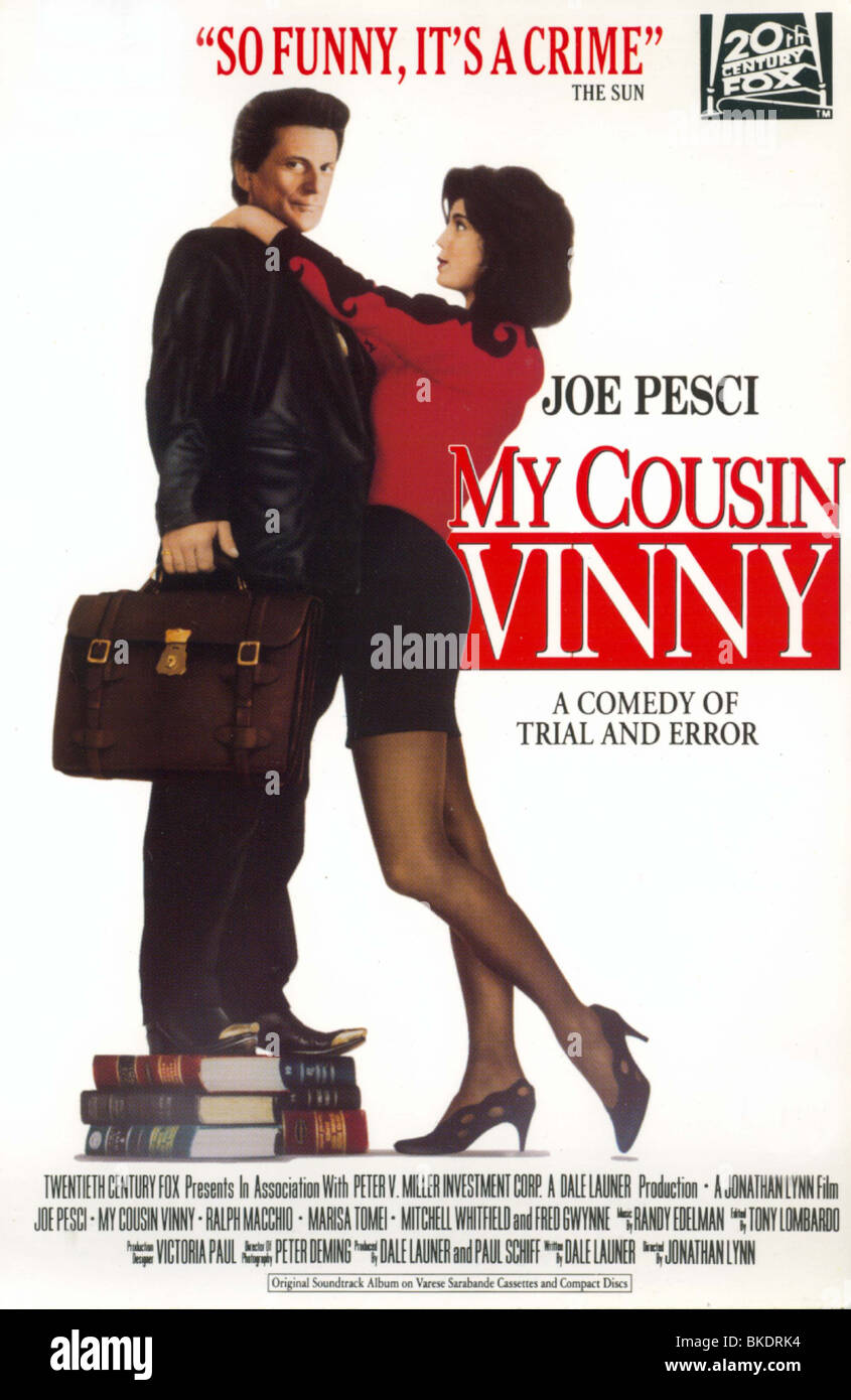 my cousin vinny Enjoy my cousin vinny online with xfinity®'s high-quality streaming anytime, anywhere watch your favorite movies with xfinity® today.