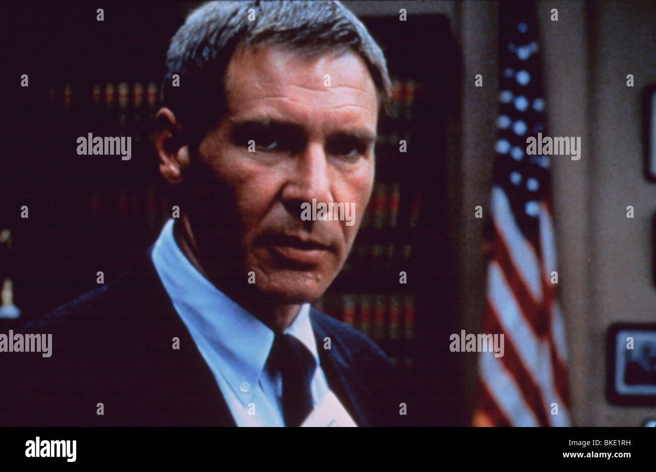 Presumed Innocent Trailer Presumed Innocent 1990 Harrison Ford Pri 060 Stock Photo .