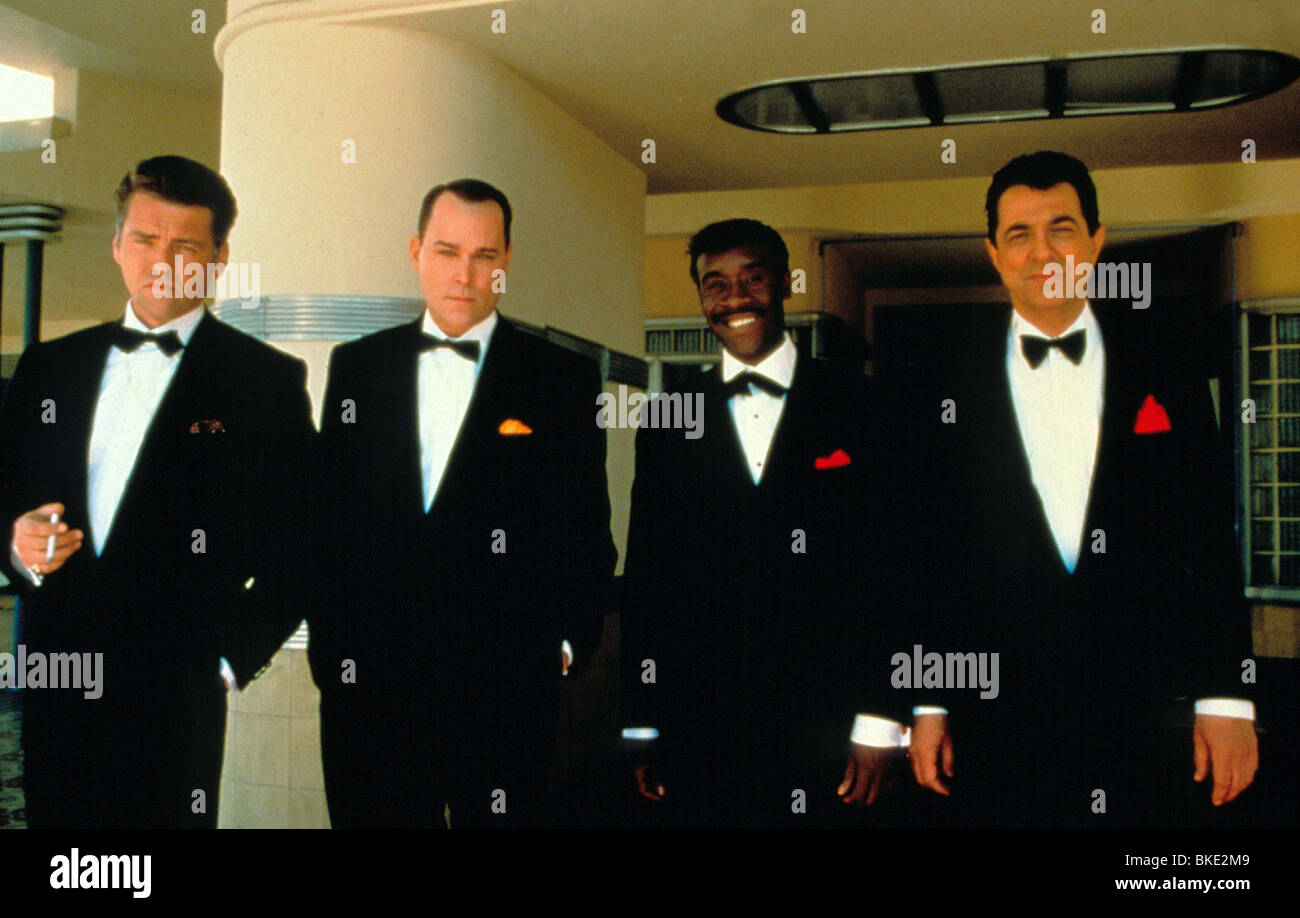 the rat pack tvm 1998 angus macfadyen ray liotta don cheadle stock photo royalty free. Black Bedroom Furniture Sets. Home Design Ideas