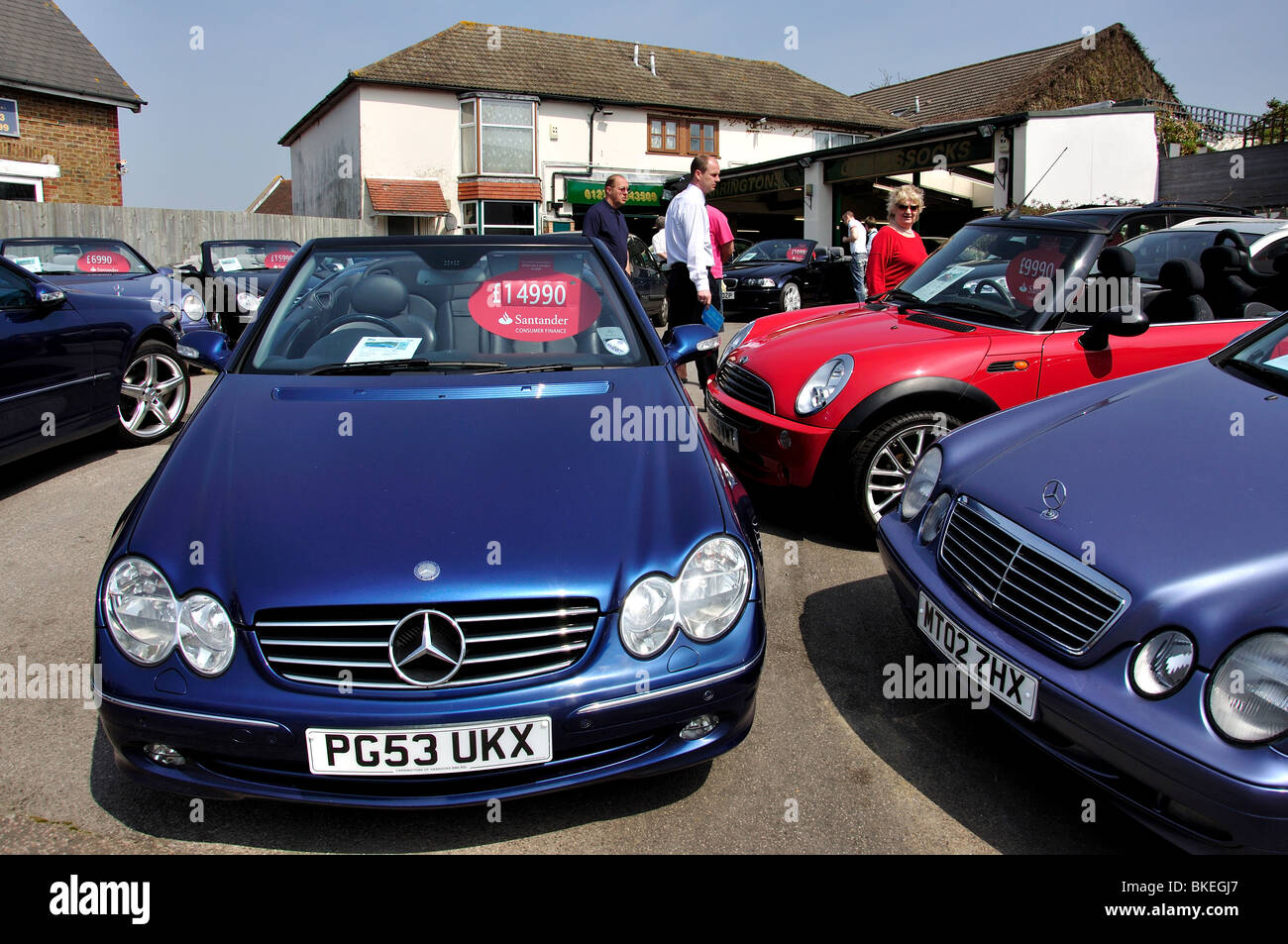 Sussex car sales
