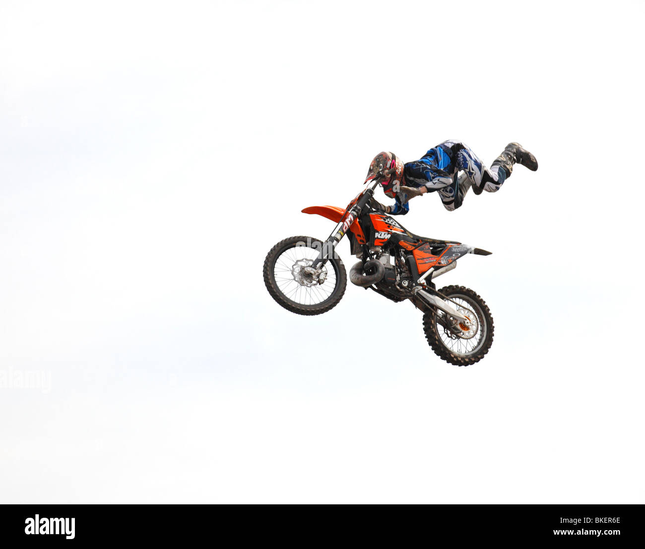 100 Freestyle Motocross Uk Husqvarna Tc85bw