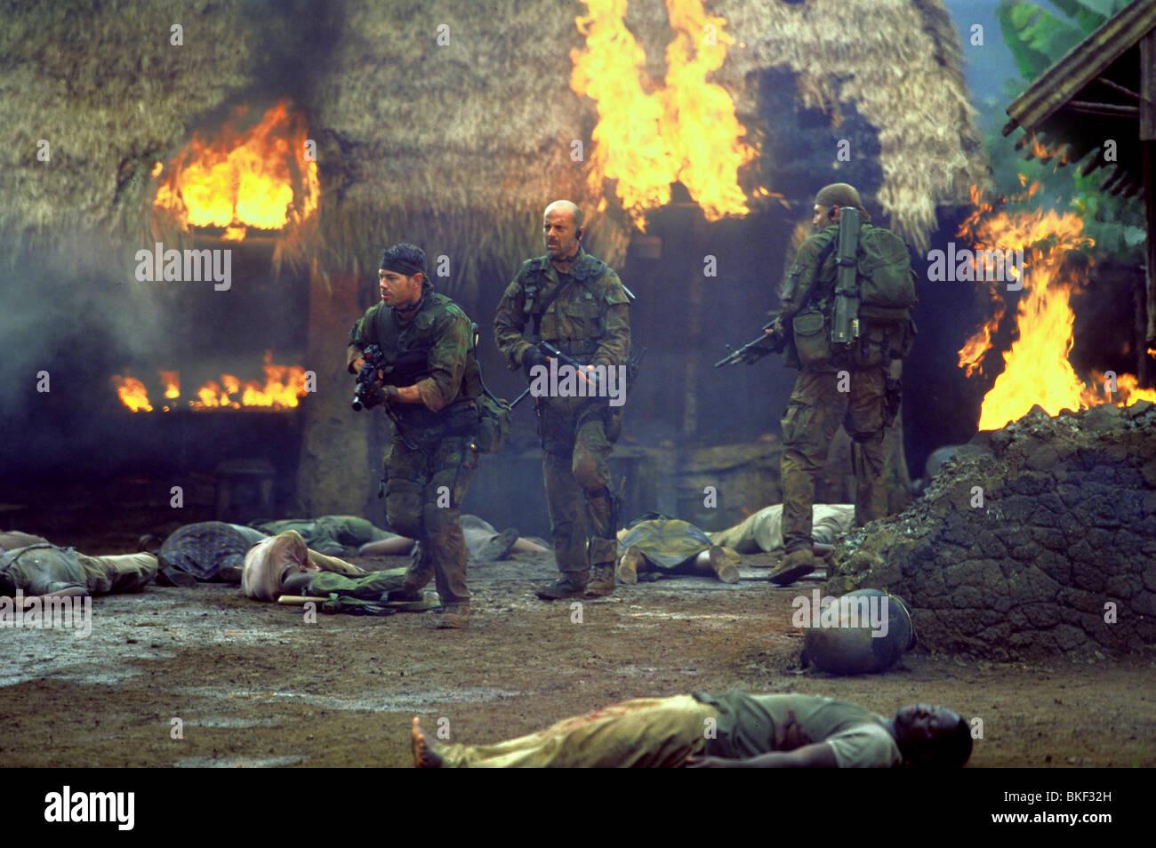 TEARS OF THE SUN (2003) PAUL FRANCIS, BRUCE WILLIS, NICK ...