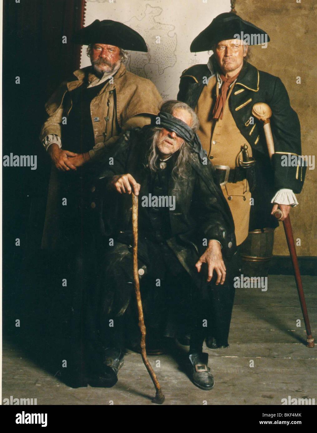 Treasure Island Film Charlton Heston
