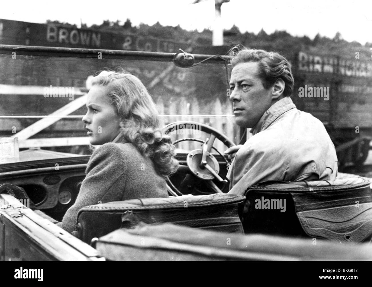 Image result for escape rex harrison