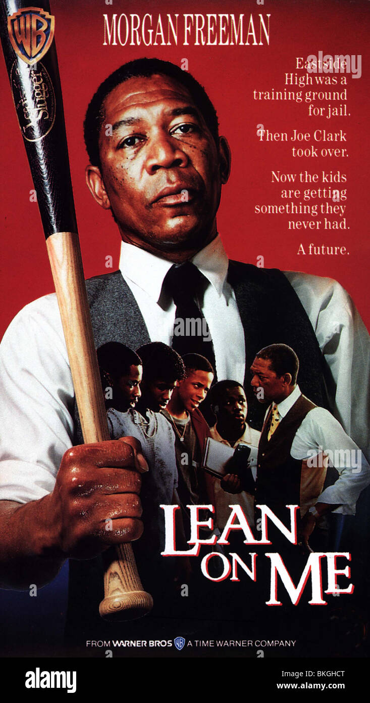 lean on me 1989 poster BKGHCT lean on me movie meme warehouse 13 dvd cover