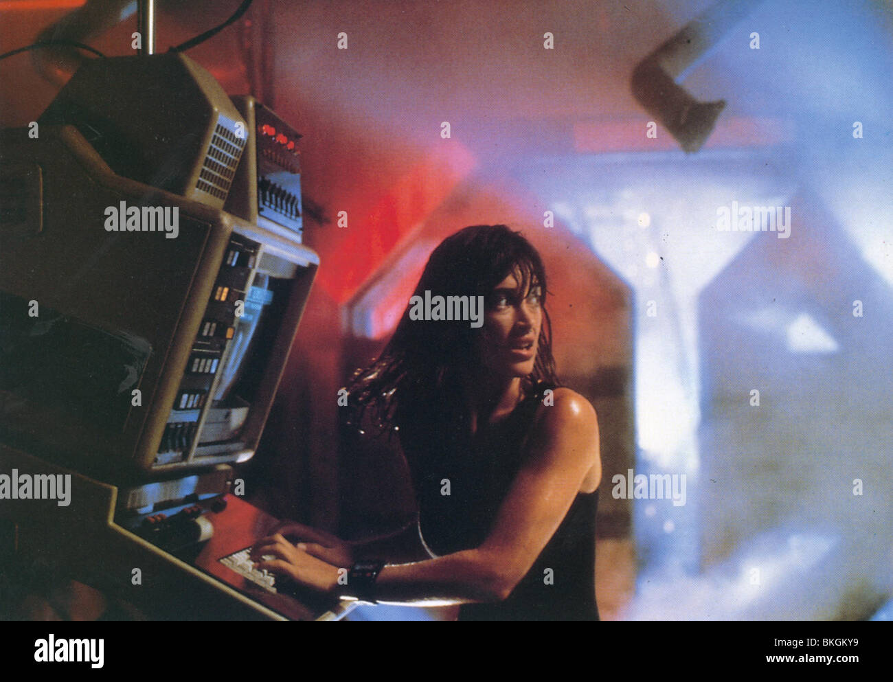 LEVIATHAN -1989 AMANDA PAYS Stock Photo, Royalty Free ...