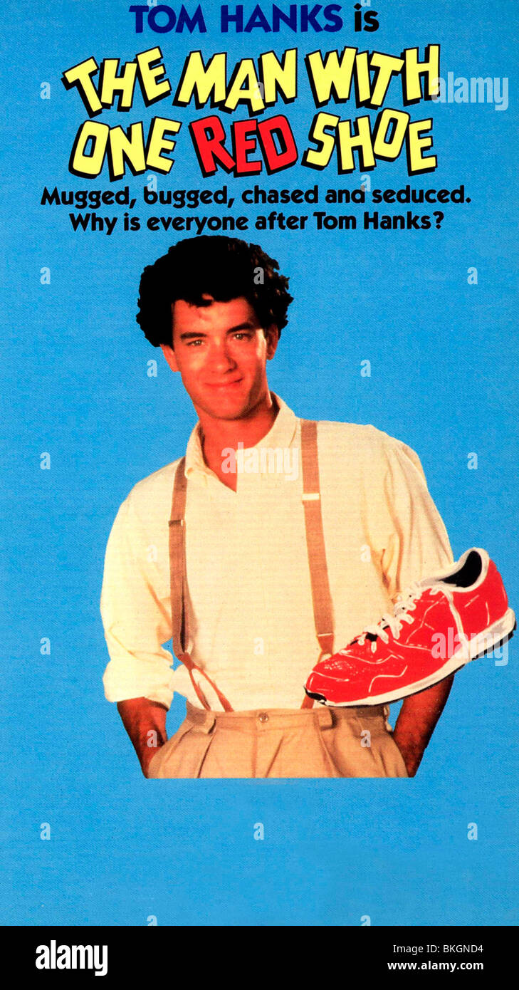 Man One Red Shoe 1985 Stock Photos & Man One Red Shoe 1985 Stock ...