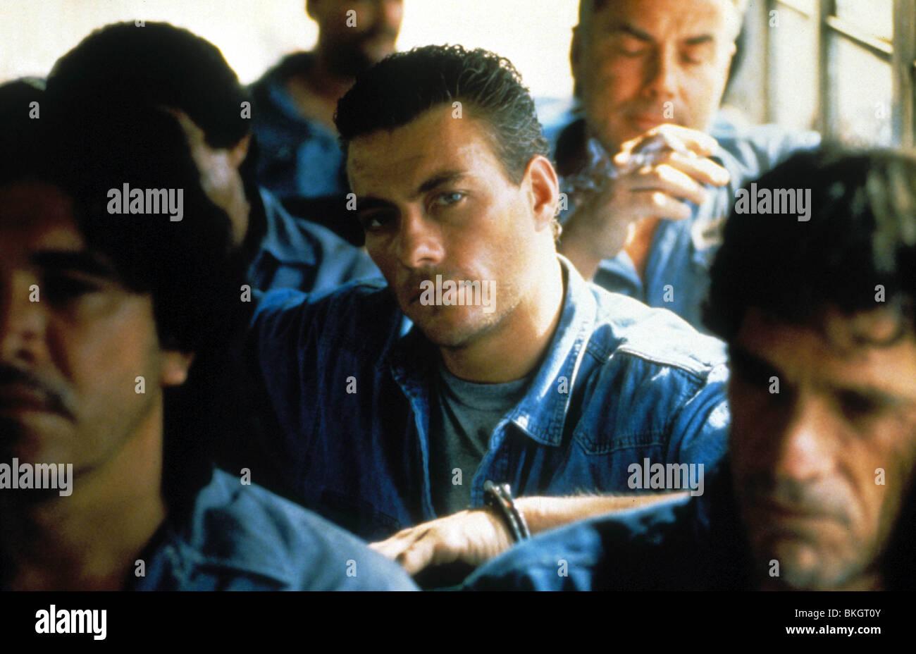 NOWHERE TO RUN (1993) JEAN-CLAUDE VAN DAMME NTR 061 Stock ...