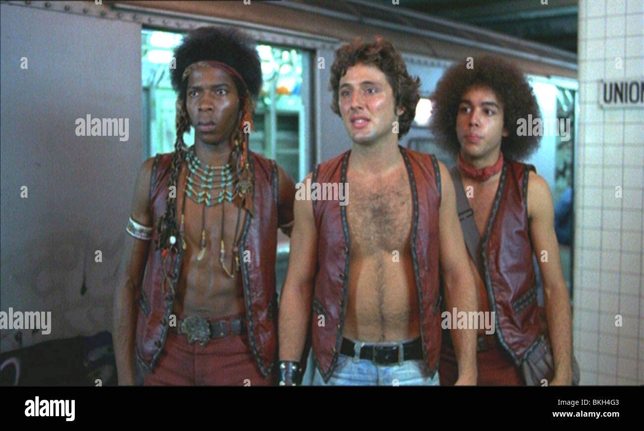 THE WARRIORS (1979) DORSEY WRIGHT, TERRY MICHOS, MARCELINO ...